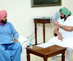 All key issues in advanced stage of resolution, Amarinder to Sidhu