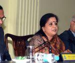 Allahabad Bank press conference