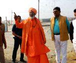 Saffron is the new colour of politics