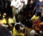Alleging stone pelting, Naidu calls Andhra govt 'rowdy kingdom'