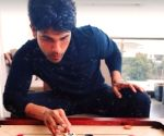 Allu Sirish reveals what he does in the office after work.