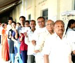 66% turnout in second phase Lok Sabha polls