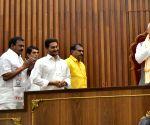 Andhra CM moots disqualification of defectors