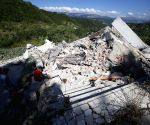 ITALY AMATRICE EARTHQUAKE