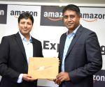 Amazon India press conference