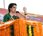 Rebel Cong MLAs stay away from Priyanka's workshop