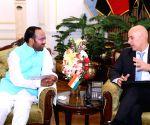 Israel envoy meets G. Kishan Reddy