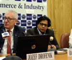 Session on 'Doing Business with Slovenia' - Jozef Drofenik, Ramesh Agarwal