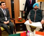Mohali (Punjab): UAE envoy meets Punjab CM