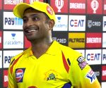 We practiced in Chennai also which really helped: Rayudu