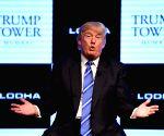 Donald J Trump - press conference