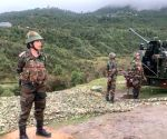 China's PLA deploys new type of all-terrain vehicle on border with India