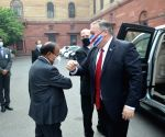 India, US need to jointly confront China's threats to security: Pompeo in New Delhi