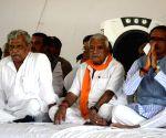 Shivraj observes fast to restore 'peace