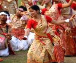 Free Photo:  Amids Covid surge, subdued Bihu in Assam