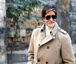 Check Out Amitabh Bachchan On Jhund First Look Poster