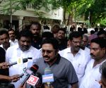 T.T.V. Dinakaran's press conference