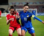 JORDAN AMMAN FOOTBALL AFC WOMEN ASIAN CUP JORDAN THAILAND