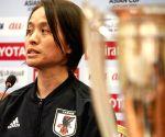 JORDAN AMMAN AFC WOMEN ASIAN CUP JAPAN VIETNAME PRESS CONFERENCE