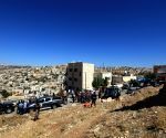 JORDAN AL SALT TERROR ATTACK BUILDING COLLAPSE
