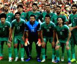 JORDAN-AMMAN-SOCCER-2022 WORLD CUP QUALIFIER-GROUP C-IRAQ VS IRAN