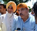 "AAP's ""Beimaan Bhajao Punjab Bachao"" march"