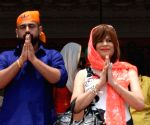 Bobby Darling at Golden Temple