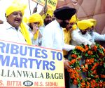 On the eve of  the anniversary of Jallianwala Bagh massacre