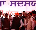 Amit Shah during BJP workers meet