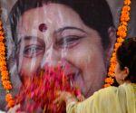 Sushma's death ends a political era in Delhi