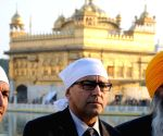 Canadian MP visits Golden Temple