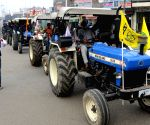 Congress to welcome farmers' tractor rally in Delhi