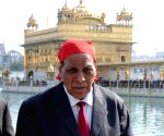 Mayor of Ealing, Tej Ram Bagha at Golden Temple