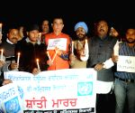 IHRO condemns Chhatisgarh Maoist attack, holds candlelight vigil