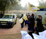India Against Road Crash' awareness campaign