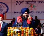 2019 Republic Day celebrations - Navjot Singh Sidhu