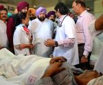 Punjab may up compensation for Amritsar train tragedy victims