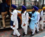500 Sikh pilgrims visit Nankana Sahib in Pakistan