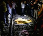 58 dead as train runs over Dussehra revellers in Punjab