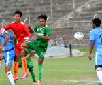 10th NN Bhattacharya Football Tournament - Kamrup Football Club vs N.F. Railway Sports Club