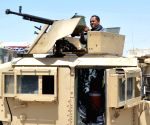 AFGHANISTAN KUNDUZ ARMY PATROL