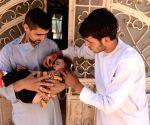 AFGHANISTAN HERAT POLIO VACCINE