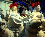 Durga idols