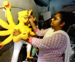 Kumartuli workshop