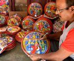 Laxmi Puja preparations
