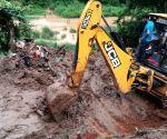 Tharia (Meghalaya): Meghalaya landslide