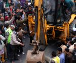 Dismantling of Bus Rapid Transport
