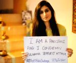 Pakistani journalist launches #AntiHateChallenge condemning Pulwama attack