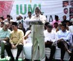 Indian Union Muslim League's demonstration