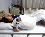 CHINA JILIN ROAD ACCIDENT TRAFFIC RESUMPTION